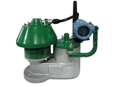 Enardo 950 series wirelessly-monitored pressure vacuum relief valve