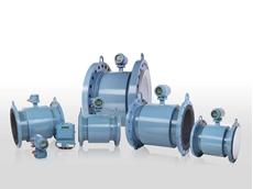 Rosemount 8750W magnetic flowmeters