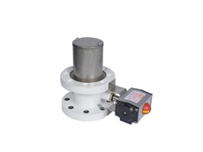 Fisher P700 series rotary actuator