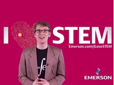 Emerson's campaign goal is to inspire the next generation of engineers by connecting science to technological advances and modern conveniences