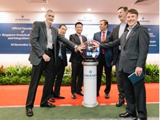 Emerson opened the first manufacturing and integration centre in Asia for its Rosemount Analytical technologies