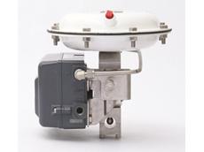 Baumann 85000 sanitary pinch valve