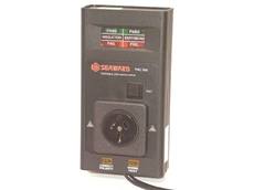 The Seaward PAC500 test unit.