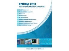 Emona 2012 Test Instruments Catalogue