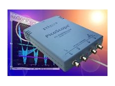 Pico's latest addition to PC oscilloscope range.