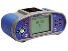 Electrical installation and multifunction tester