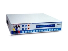 These bench top meters measure AC/DC voltage and current