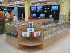 Joinery and point of sale display systems from Emrack