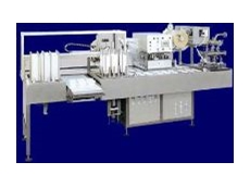 Sealing machine with provision for MAP.