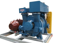 N2BE liquid ring vacuum pumps
