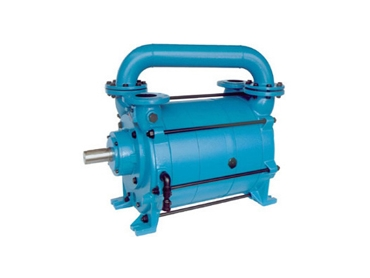 Single and Double Stage Liquid Ring Pumps
