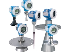 Radar level measurement range