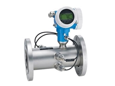Ultrasonic biogas flow meter