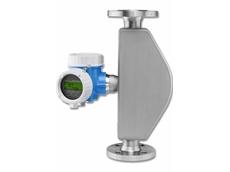 Promass E 200 4-20mA two-wire Coriolis flowmeter