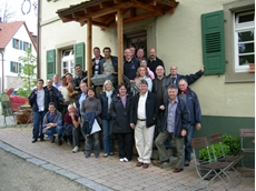 The 2008 Endress + Hauser Australia process instrumentation training tour group