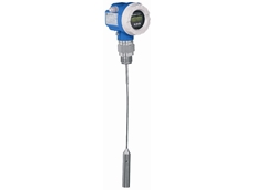 Levelflex M guided radar level measuring device