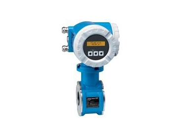 New magnetic flow meters available from Endress + Hauser