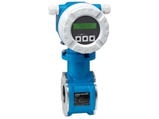 Promag 10D electromagnetic flow meters are ideal for measuring flow rates in drinking water and waste water