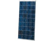 Multi-crystal Sharp solar panels