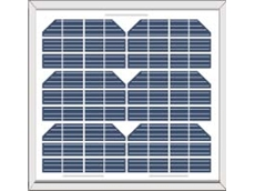 Power solar modules and cells