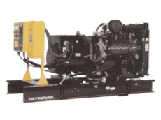 Heavy duty LPG and Natural Gas generator sets