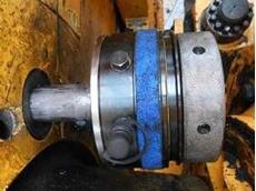 Customised Enerpac GT4 tensioner