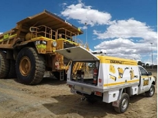 Cooper Fluid Systems WA's new Enerpac bolting truck brings service on-site, saving time and money