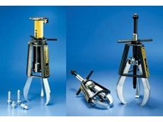 Posi Lock hydraulic and mechanical pullers