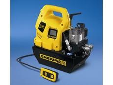 ZU4 Series Portable Hydraulic Pump