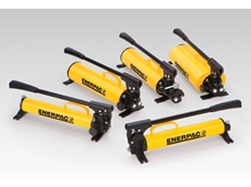 Enerpac ULTIMA series hand pumps