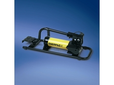 Enerpac launches new portable hands-free hydraulic pump