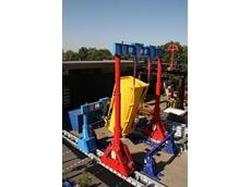 Hydrospex Hydraulic Lift Gantry