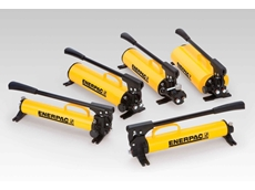 Enerpac ULTIMA hand pumps and system components available as a trade-in package