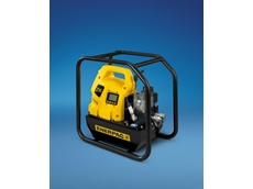 The ZU4 Pro torque wrench pump from Enerpac