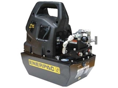 ZU4 series pump, specifically engineered to complement the stressing jacks