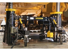 Enerpac's dozer lifter system