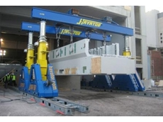 Enerpac's lift gantry