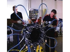 Coates Hire's bolting technology training.