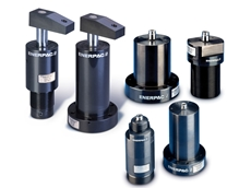 Enerpac upgrades its Collet-Lok family of hydraulic workholding