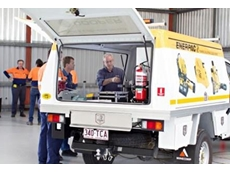 First drive-in service unit delivers hydraulic audit, safety and verification services