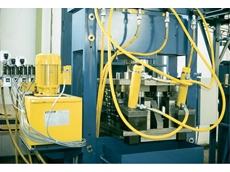 RR hydraulic cylinders