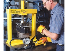 Maintenance Presses from Enerpac