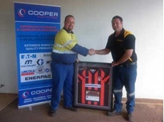 Mining powerhouse Enerpac boots a goal for Kalgoorlie junior soccer