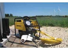 Enerpac TQ-700E torque wrench pumps