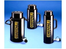 Enerpac locknut cylinders.