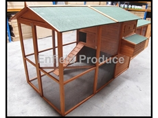 Sun-3033 Jumbo Chicken Coops from Enfield Produce : Pet & Garden Supplies (Sydney)