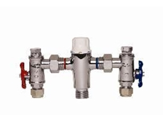 Slimline Aquablend 2000 thermostatic mixing valve