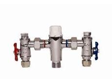 Slimline Aquablend 2000 thermostatic mixing valve