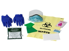 Enware Zeomed Biohazard and Body Fluid Spill Kits