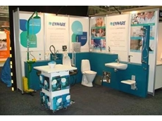 The Enware display at Total Facilities Live 2012 Expo
